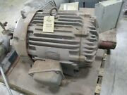Allis-chalmers Ac Motor Gzz 50hp 1800rpm 208-220/440v 120/60a 385us Frame Used
