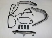 Fits Bmw 1997-9/1998 M62 E39 540i Timing Chain Guide Rail Kit Set Of 10 Pieces