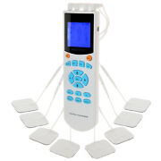 Tens Machine Electrical Stimulation Muscle Therapy Pain Relief.