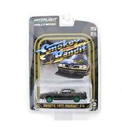 Greenlight 164 Scale Smokey And The Bandit 1977 Pontiac T/a Trans Am Chase Car
