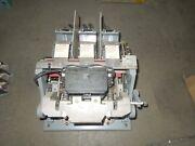 Cutler Hammer C10jn3 Series A1 Nema Size 6 540a Contactor 208v Coil Used