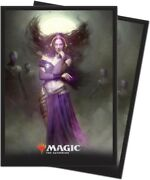 Liliana Untouched By Death Sleeves 80ct Ultra Pro Gaming Supply Brand New
