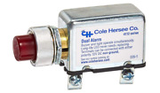 Cole Hersee Engine Warning System 4112-rc-bp Dual Alarm Module Md