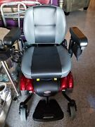 Red And Black Mini Power Chair