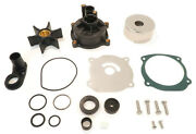 Water Pump Rebuild Kit For 1990 1989 Johnson 100hp Vj100slesb J100stlcem