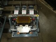 Cutler Hammer C10jn3 Series A1 Nema Size 6 540a Contactor 480/440v Coil Used