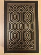 Easton Press Civil Campaign Lois Bujold Signed Limited First Leather Bound Coa