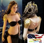 1/6 Princess Head Sexy Metal Clothes For 12 Female Phicen Hot Toys Body ❶usa❶