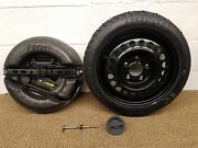 97-04/02 Buick Century Spare Tirewheel T125/70d 15 Jack And Tool Kit W/h Down
