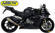 Full Exhaust System Arrow Competition Evo-2 Titanium Bmw S 1000 Rr S1000rr 15 18
