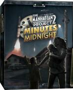 The Manhattan Project 2 Minutes To Midnight Board Game Brand New Abugames