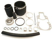 Bellow Repair Kit Includes Water Intake Hose, Shift Cable Bellows, And Hose Clamps