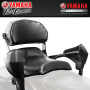 New Yamaha Snowmobile Two-up Seat Srviper Heated Seat Sma-8ln49-00-00