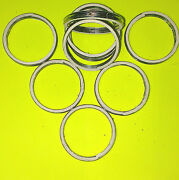 61mm Od 51mm Id Alloy And Fibre Exhaust Gaskets Seal Header Gasket Ring  A61