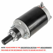 Starter For Omc Evinrude 20hp 25hp 28hp 30hp 35hp 1980 1981 1982 1983 1984-1998