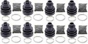 Complete Front And Rear Inner And Outer Cv Boot Repair Kit For Polaris Ranger 4x4 70