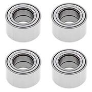 All Balls Rear And Front Wheels Bearing Kits For Arctic Cat Wildcat 4 Ltd 2014