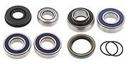 Lower Drive Shaft And Upper Jack Shaft Bearing And Seal Kit For Ski-doo Grand Tourin
