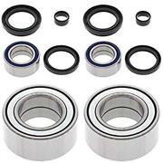 All Balls All Bearing Kit For Front And Rear Wheels Fit Honda Trx420 Fpa 09-14
