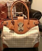 100 Authentic Womens Collection Ricky Handbag Made In Italy New