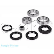 Arctic Cat 650 Prowler Xt H1 Atv Rear Differential Bearing And Seals Kit 2007-2008