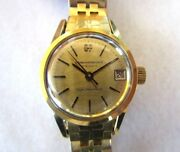 Girard-perregaux Gyromatic Highfrequency Ladies Overhauled Automatic
