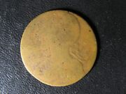 Bl-2a4 Token Canada Blacksmith 3.77g Brass Wood 3