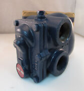 Armstrong 15-b5 Vb Float And Thermostatic Steam Trap Cast Iron Body 1-1/4 In