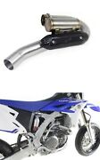 Header Head Pipe With Powerbomb Dominator Wr 450f 450 F 07-11