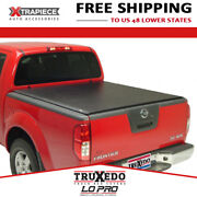 Truxedo Lo Pro Tonneau Cover Roll Up Fit 16-18 Nissan Titan 8and039 Bed
