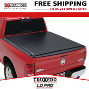 Truxedo Lo Pro Tonneau Cover Roll Up Fit 10-18 Dodge Ram 3500 8and039 Bed