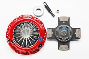 South Bend Stage 4 Extreme Clutch Kit Nsk1000b-ss-x For 2009-up Nissan 370z