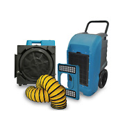 Air Purification And Dehumidification System For Animal/dogs Grooming Facilities
