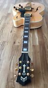 Guild Gsr X-180 Rare And Outstanding Jazz-archtop 8 Of 20 Andnbsp