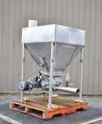 100 Gallon Stainless Steel Tank With Rotary Valve