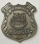 Nypd East New York City Police Dept Newlots Brooklyn Pd Coin 010 And 209