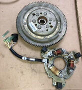 Magneto Stator And Flywheel 60hp 70hp Tohatsu M60c M70c 2-stroke Outboard
