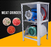 2.2kw 1400r/min Commercial Electric Grinder For Meat From Chickenfishduckbeef