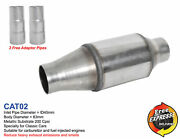 Catalytic Converter Specifically For Classic Cars 200cpsi Cat02