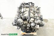 07-09 Mercedes W219 Cls550 E550 Complete Engine Motor Block Assembly