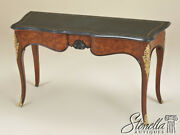 L35620 Maitland Smith Model 3430-948 Louis Xiv Style French Hall Table New
