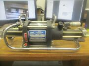 Haskel Model 1p-1000 Single Stage Double Acting Pump. See Agd-75 On Label