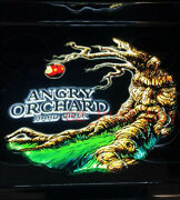 Rare New Angry Orchard Hard Cider Beer Logo 3d Led Light Lamp Bar Neon Sign 17