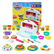 Play-doh Kitchen Creations Magical Oven Molding Compound Clay Dough Kids Gift
