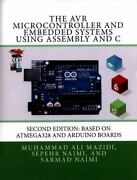 The Avr Microcontroller And Embedded Systems Using Assembly And C Using Ardu...