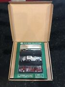 2018 Mini Hess Toy Trucks In Hand Ready To Ship Sold Out At Hess