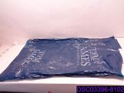 Qty = 1 Roll Of 250 Tom James Blue Disposable Garment Bags 39 Tall