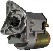 New Gear Reduction Starter Ford Tractor 2000 3000 4000 5000 D7nn11001a Long Life