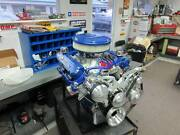 Sbf Ford Turn Key 302ci 347 Engine 450hp Crate Motor, Sniper Efi, Forged Pistons