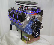 Holley Sniper Efi Sbf Ford Turn Key 427ci Engine 575hp Complete Crate Motor